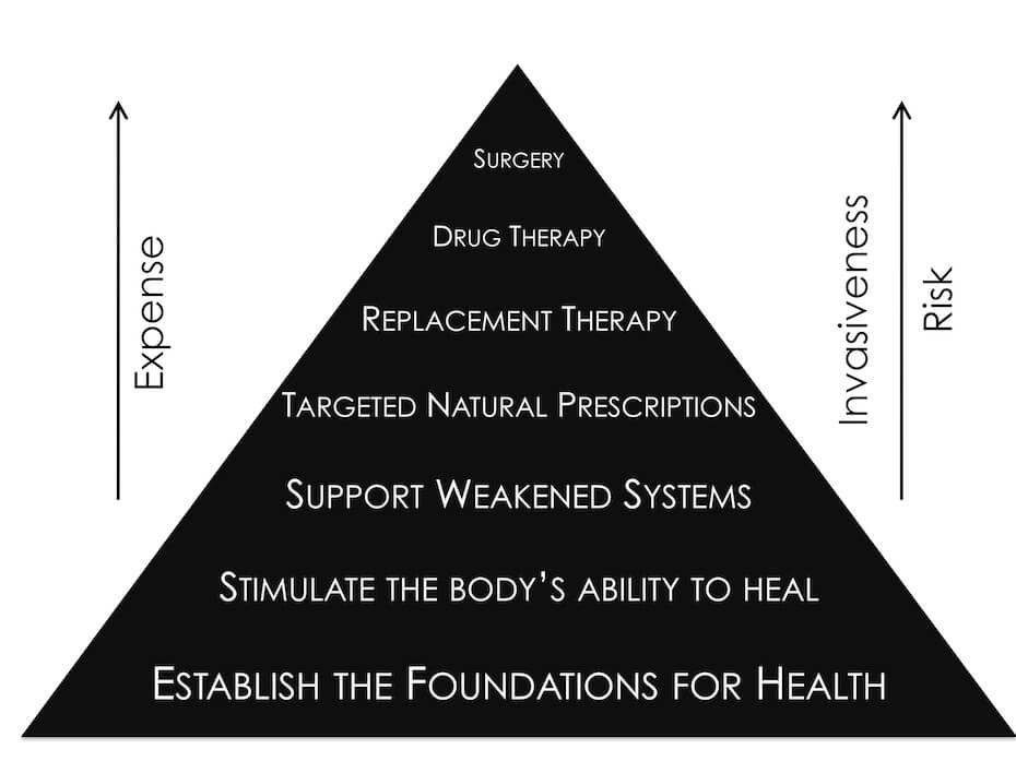 The Therapeutic Order