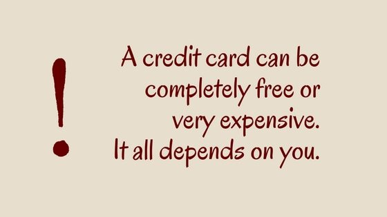 Credit Card Paradox